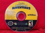 Cabela's Outdoor Adventures (Nintendo GameCube, 2005) game only